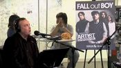 【Fall Out Boy】 Performs Sugar We're Goin' Down on SiriusXM's Artist Confidential