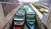 三峡大坝投资千亿,船只通过一次需要交多少钱?数字令人感慨!