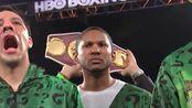 特伦斯·克劳福德组合重拳将对手打入死角 TKO约翰·莫利纳