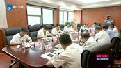 省委建设平安浙江领导小组检查杭州市交通安全情况