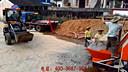 广东云浮市连滩镇地基施工 搅拌拖泵C3