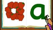 少儿益智动画,一起来学英语字母ABC,唱英语儿歌