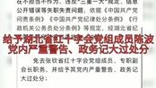 最新消息:湖北省红十字会三位领导被问责免职!失职失责终会被法律制裁!