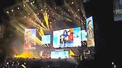 2014年许冠杰演唱会全场高唱(光辉岁月)