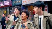 唐人街探案2:唐仁越狱被黑帮狂追,中国功夫大师现身帮他
