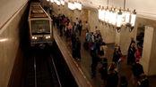 中国基建再创辉煌,莫斯科地铁第一条隧道贯通,中国铁建建造