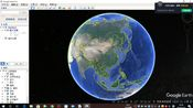 google earth(谷歌地球) pro() 看一看家乡江苏盐城大丰