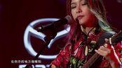网红女神阿冷弹吉他献唱《往后余生》,实力唱将,比原唱还要好听