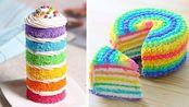 10+最佳彩色蛋糕装饰教程|如此美味的蛋糕装饰创意|蛋糕汇编2020【Cake Lovers】 - 20200119
