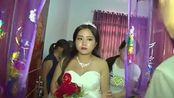 湖北黄石阳新农村结婚视频:最美的新娘要出嫁了