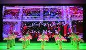 《火火中国梦》江西省赣州市于都县思源社区代表队
