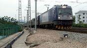 九江-龙岩K6291次京九铁路赣州站发出,前方到达瑞金站