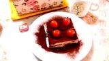 Jessie欣妞:《酸奶伪蛋糕》#愚人节美食#是不是很像提拉米苏?我们去骗人吧!低卡路里美食,酸奶代
