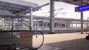 2019年11月26日11:50,临沂北站,鲁南高铁首班列车发车。厉害了我的国,加油,山东!