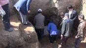 房地产开发挖出两座古墓,考古专家研究竟发现是帝王墓