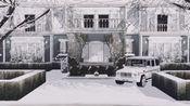 模拟人生4房屋.vanderbild manor.创作者the-huntington