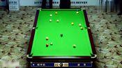 中式八球:郑宇伯vs波茨,郑宇伯1分50秒强力清台