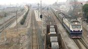 宁芜线 昆山开往重庆西的T237次列车马鞍山站发车 上局合段DF11 0437牵引!