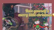 VLOG  Have yourself a merry little christmas// cola.S