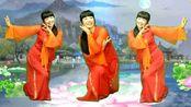 上虞红梅广场舞《花仙子》,美丽大方的古典舞!