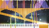 【Black MIDI 黑乐谱】 大黄蜂的飞行 大杂烩延长版 45万+音符 ~ Yoshibash 143 x64