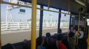 V我做大巴去香港,正在行使港珠澳大桥上!ID_20190125_140457