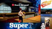 真是用生命在玩游戏!健身环大冒险第一世界9分39秒速通