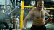 盘点:功夫巨星杰森斯坦森精彩打斗片段,肌肉硬汉拳拳到肉,过瘾