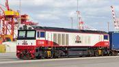 【搬运】【世界铁路】澳大利亚SCT Logistics物流公司CSR型内燃机车(中车资阳机车SDA1型)的珍贵视频,你见过吗?