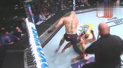 UFC精彩PK:蜜糖,拉沙德·埃文斯VS安东尼·史密斯,真是刺激啊!