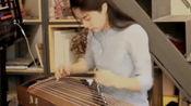 古筝演奏《三寸天堂》,音乐优美动听,给人身临其境的感觉