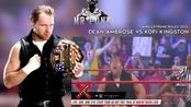 Every Dean Ambrose title win in WWE