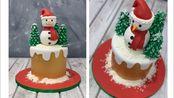 【I Love Cakes】圣诞雪人蛋糕|雪人蛋糕 - 20191112