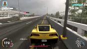飙酷车神2:女司机开科尔维特直线加速车会发生什么?