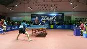 广州轻工集团双鱼杯江西赛区团体决赛:罗铮vs叶明辉(对战片段)