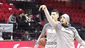 中国男篮曝一坏消息,男篮的明日之星无缘NBA,CBA会害了他的!