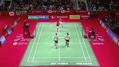 波莉 拉哈尤 vs 麦尔肯 蒂格森 2020印尼大师赛 女双总决赛