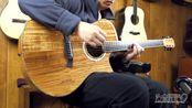 美诗特 custom系列singa K 手工吉他评测试听