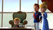 《超级飞侠》西蒙王子从出生到现在都没有笑过,他都是很严肃的孩子