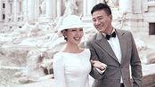 胡军夫妇重游求婚故地 合体拍婚纱时尚大片