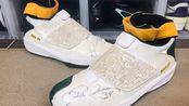 《耘硕说鞋》第110期 | 雷阿伦亲穿、亲签 Air Jordan 20 PE