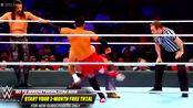 WWE 205现场:阿基拉·托扎瓦和布莱恩·肯德里克vs地方竞争者!