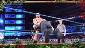 WWE:这三个人是真的会演,迪安打兰迪