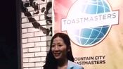 83rd MC Toast Master Meeting