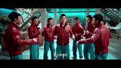 澳门风云3:华仔混入机器人队伍一起跳舞,最后还被偷袭,太搞笑了