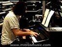 YAMAHA顶级CLP-480电钢琴演奏视频一(中国电子琴信息网)