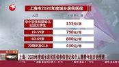 上海:2020年度城乡居民医保参保登记和个人缴费今起开始受理