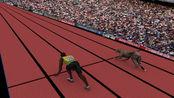 博尔特9.58秒的百米纪录,在动物界算什么水平?和猎豹能差多少?