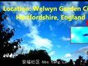 2011年8月11日不明飞行物目击飞越英国赫特福德郡视频