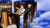 """益阳师范艺术实验学校1706班""""遵纪守法关爱老人传递温暖""""社会实践活动."""